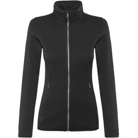 Columbia Roffe Ridge Full Zip Fleece Jacket Women Black